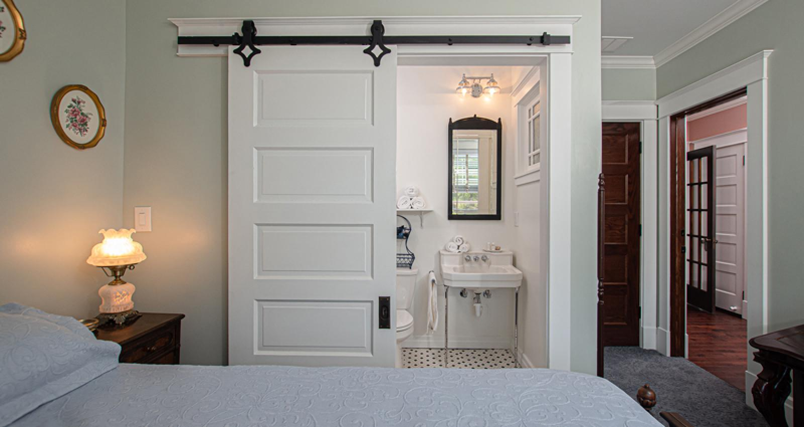 Water Street Room with private bath